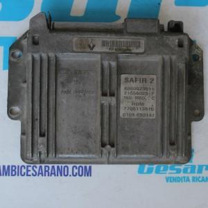 Centralina motore renault TWINGO 1.2 benzina, 8200023511 8200024669