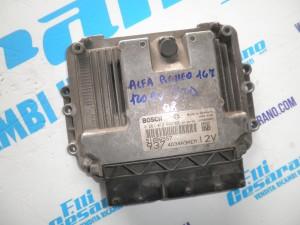 Centralina motore Alfa 147 120 CV  JTD 2008