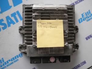 Centralina motore Citroen C3 1.4 hdi    2002