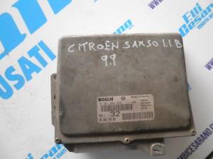 Centralina motore Saxo 1.1 benzina 1999