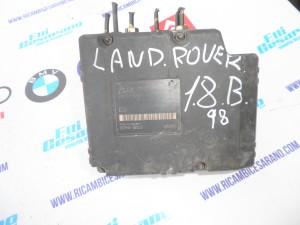 Centralina  ABS Land Rover 1.8 benzina 1998