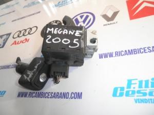Blocco chiavi Renault Megane 2005