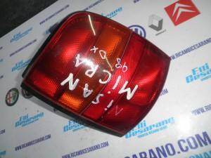 Stop Destro  Nissan Micra 1998