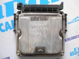 Centralina motore Peugeot 306  1.9 hdi  2004