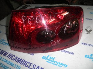 Stop destro Peugeot 407 1999
