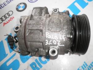 Compressore aria condizionata Polo 1.4 3 cilindri 2007