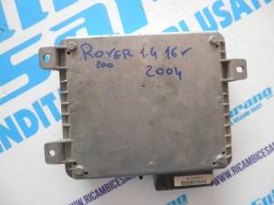 Centralina motore Rover 200  16 v  1.4  2004