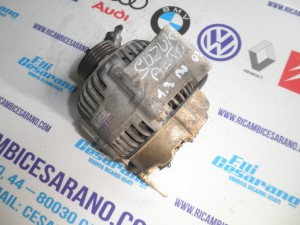 Alternatore Suzuki Alto 1.3 benzina anno 2003