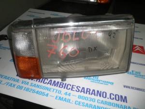 Faro anteriore destro  Volvo 760  1992