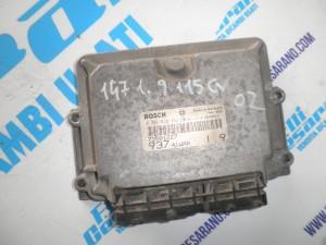 Centralina motore Alfa 147  1.9 115 cv 2002