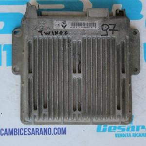 Centralina gestione motore renault twingo I 1.2 1993>1998 7700107197 hom7700105560