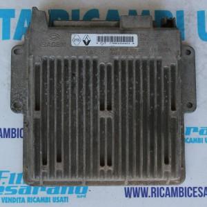 Centralina gestione motore renault twingo 1.2 1993>1996 HOM7700868295 7700102330