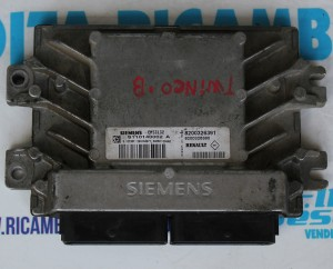 Centralina Motore Siemens per Renault Twingo 1° Serie 1.2 58CV 8200326391 S110140002A