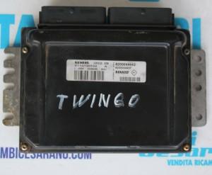 Centralina motore Renault Twingo 8200044443 S110130102 8200044437