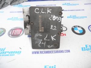 Centralina  ABS Mercedes CLK  2.2  2003