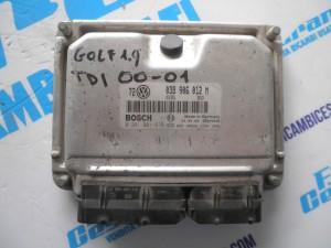 Centralina motore Golf 1.9 TDI  2000-01