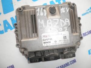 Centralina motore Mazda 3 16 valvole d 2007
