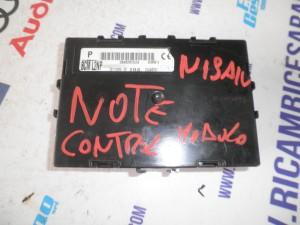 Controllo Modulo Nissan Note