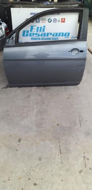 Porta anteriore sx  Lancia Y  2005 scompleta