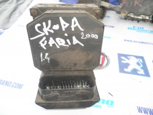 Centralina  ABS Skoda Fabia 1.4 2000