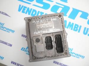 Compressore aria condizionata Smart 600  2000