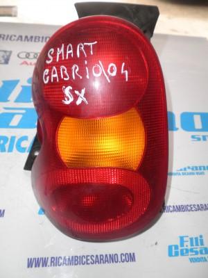 Stop Smart Cabrio sinistro
