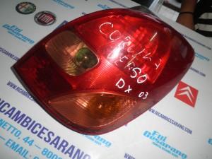 Stop destro Corolla Verso  2003