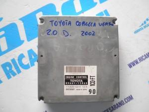 Centralina motore Hyundai Santa Corolla Verso 2.0 d  2002