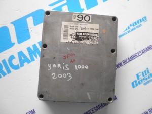 Centralina Motore Yaris 1.0 benzina 2003