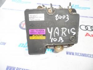 Centralina ABS Yaris 10 2003 benzina