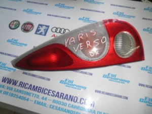 Stop Toyota Yaris verso  03 dx